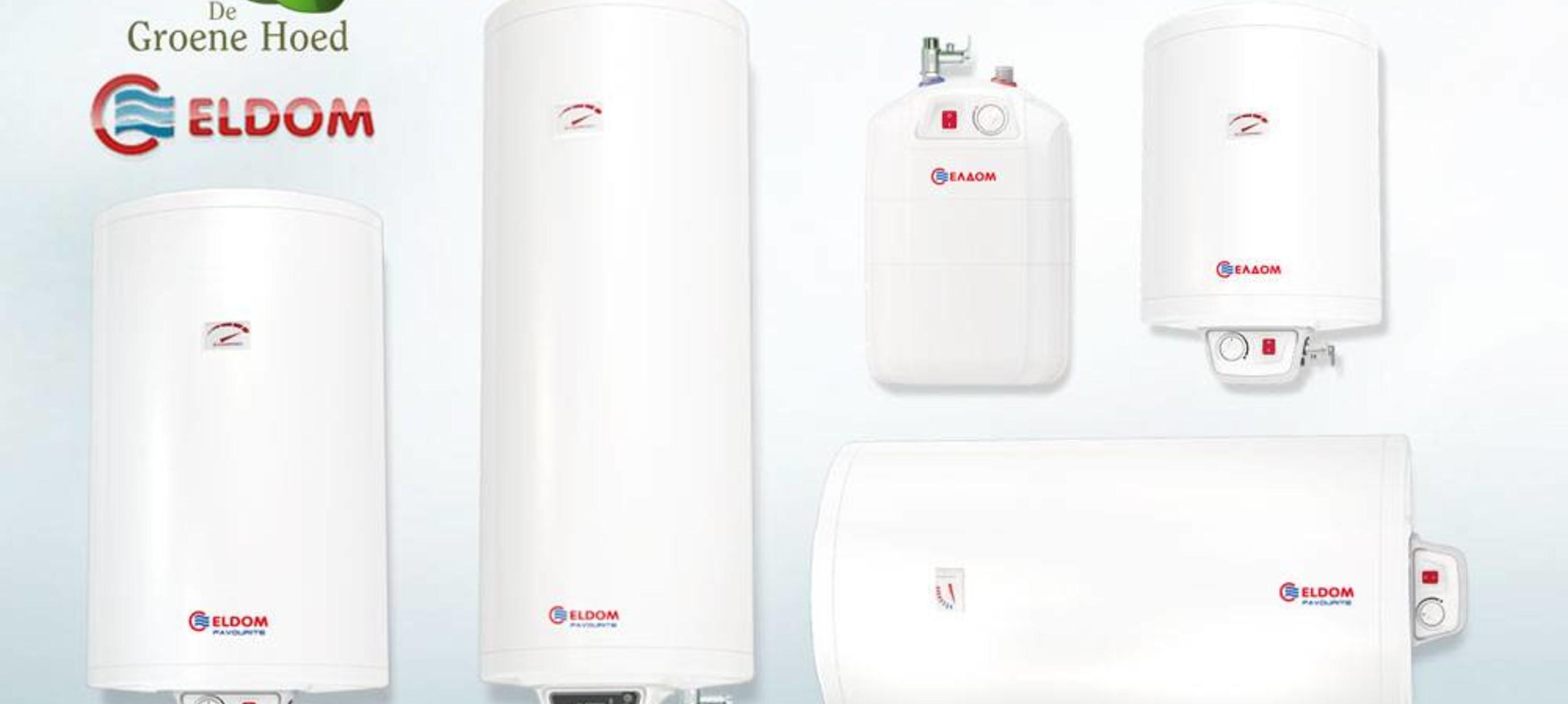 Eldom boilers, gegarandeerd de hoogste prijs-kwaliteit verhouding
