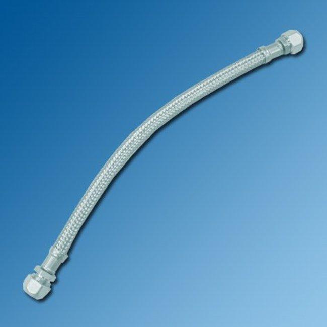 """Flexibele slang 10 mm x 1/2"""" (set van 2)"""