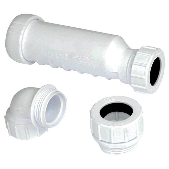 HepVo Sifon kit 32 of 40 mm