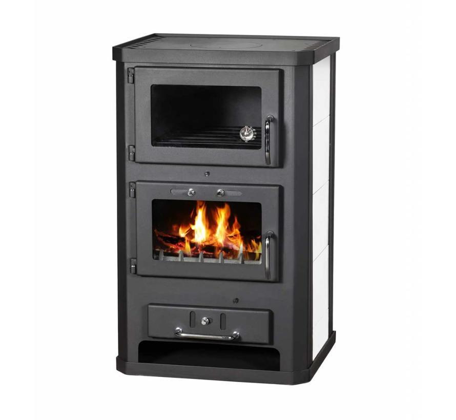 Komfort 21 KFT, Houtkachel met oven (10 kW)