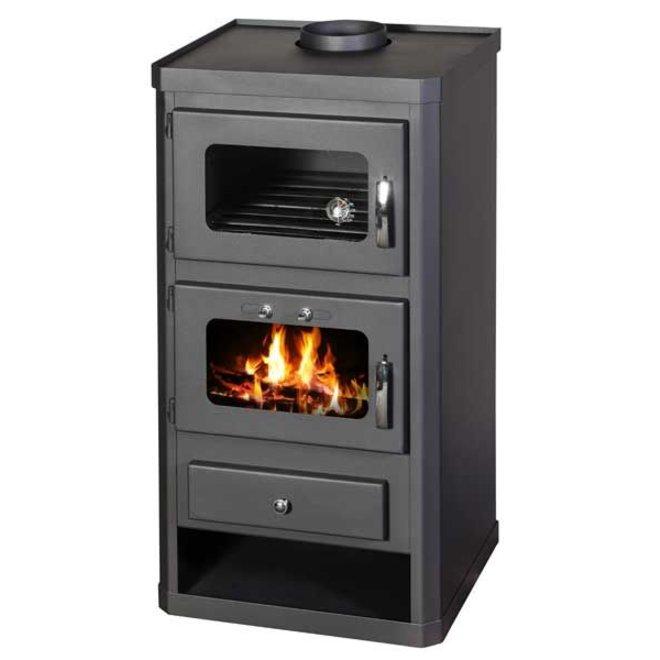 Norma FT B,  CV Houtkachel met oven, 10 kW