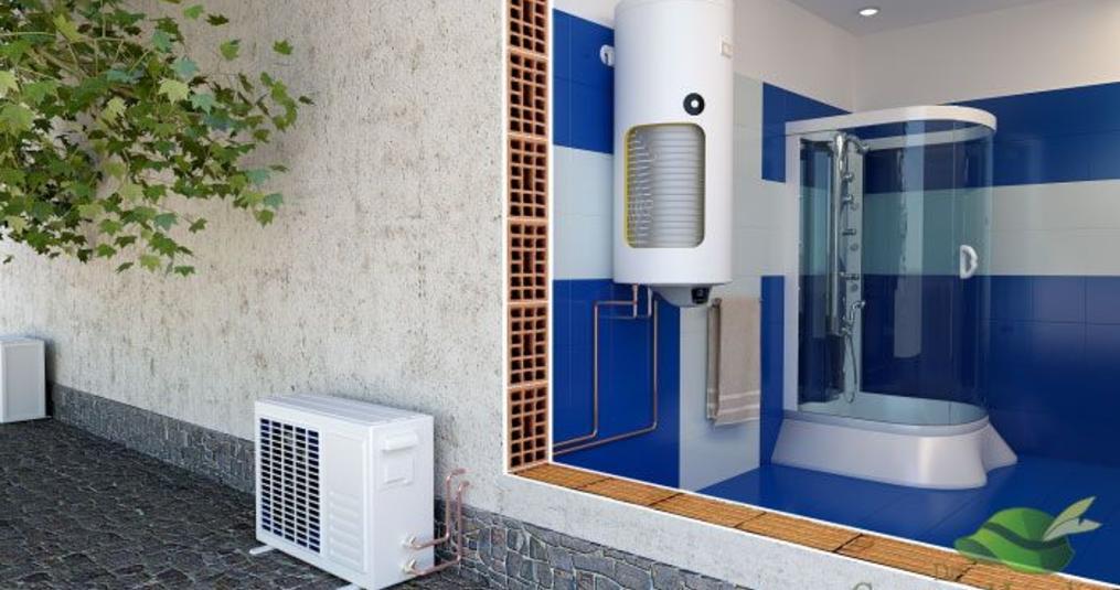Nu 500 euro subsidie op Eldom tapwater warmtepomp