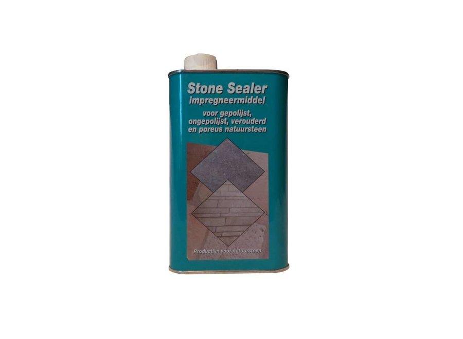 Stone Sealer 1 ltr voor gepolijst, ongepolijst en poreus natuursteen.