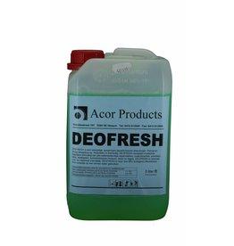 ACOR Deofresh 3 ltr. voor keramiek, porselein, vloeren van kunststof, linoleum, steen, tegels en witgoed.