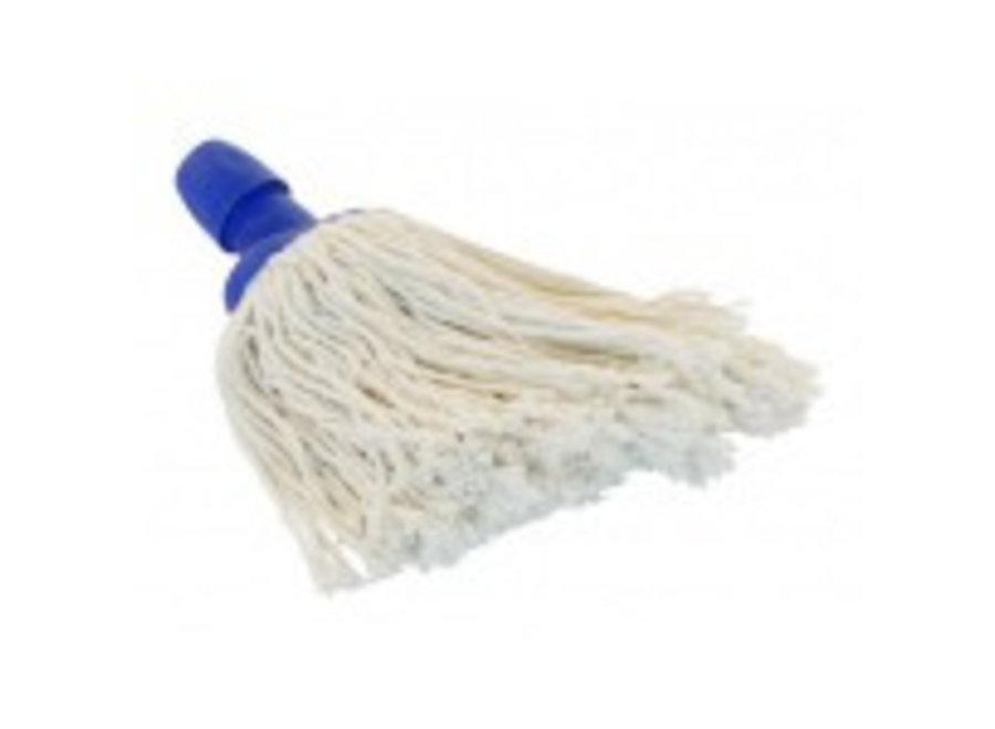 Mini mop katoen 200  gram t.b.v. mopemmer 14 ltr.