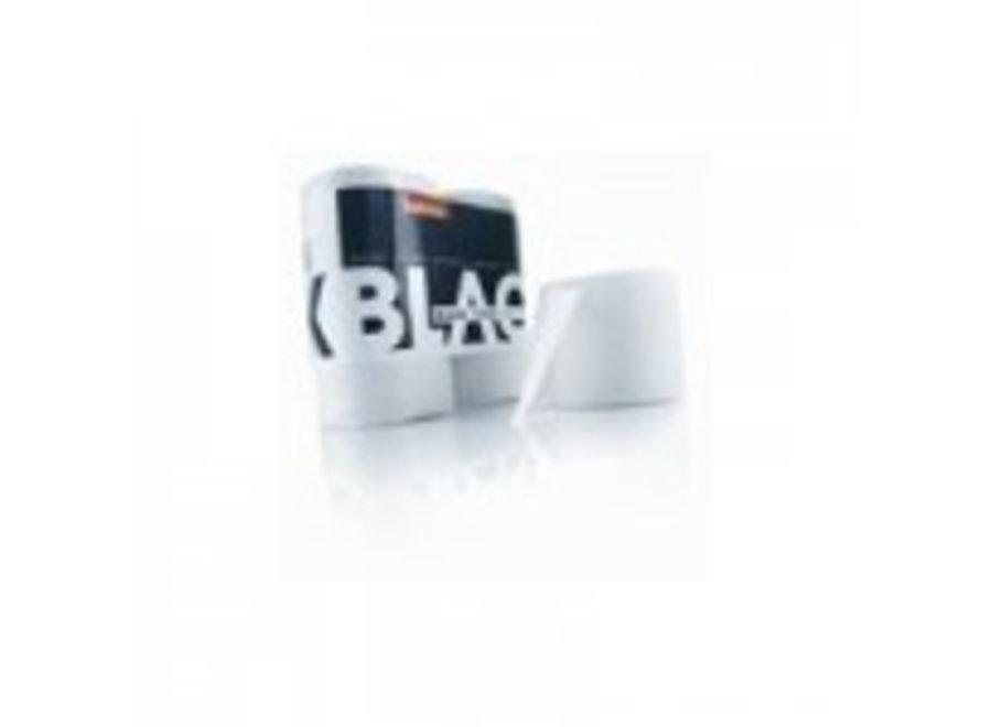 Satino Toiletpapier 400 vel 2 laags Rec. Tissue Black
