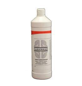 ACOR Sanitairreiniger Sanifresh 1 ltr. voor stralende glans.