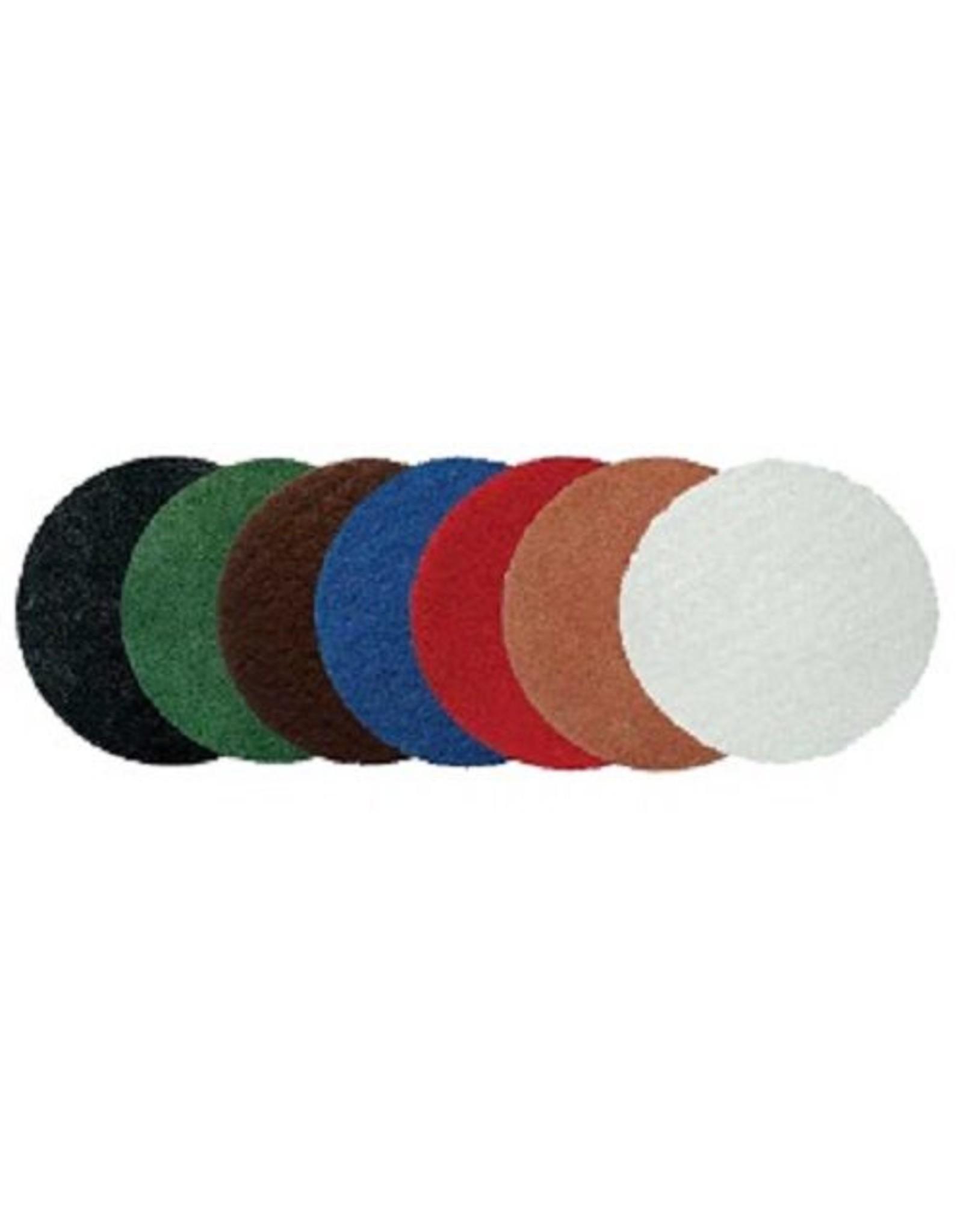 ACOR Nylon Pads Blauw - 40 CM, 2 CM, 16 inch (High Quality)
