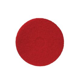 ACOR Nylon Pads Rood - 40 CM, 2 CM, 16 inch (High Quality)