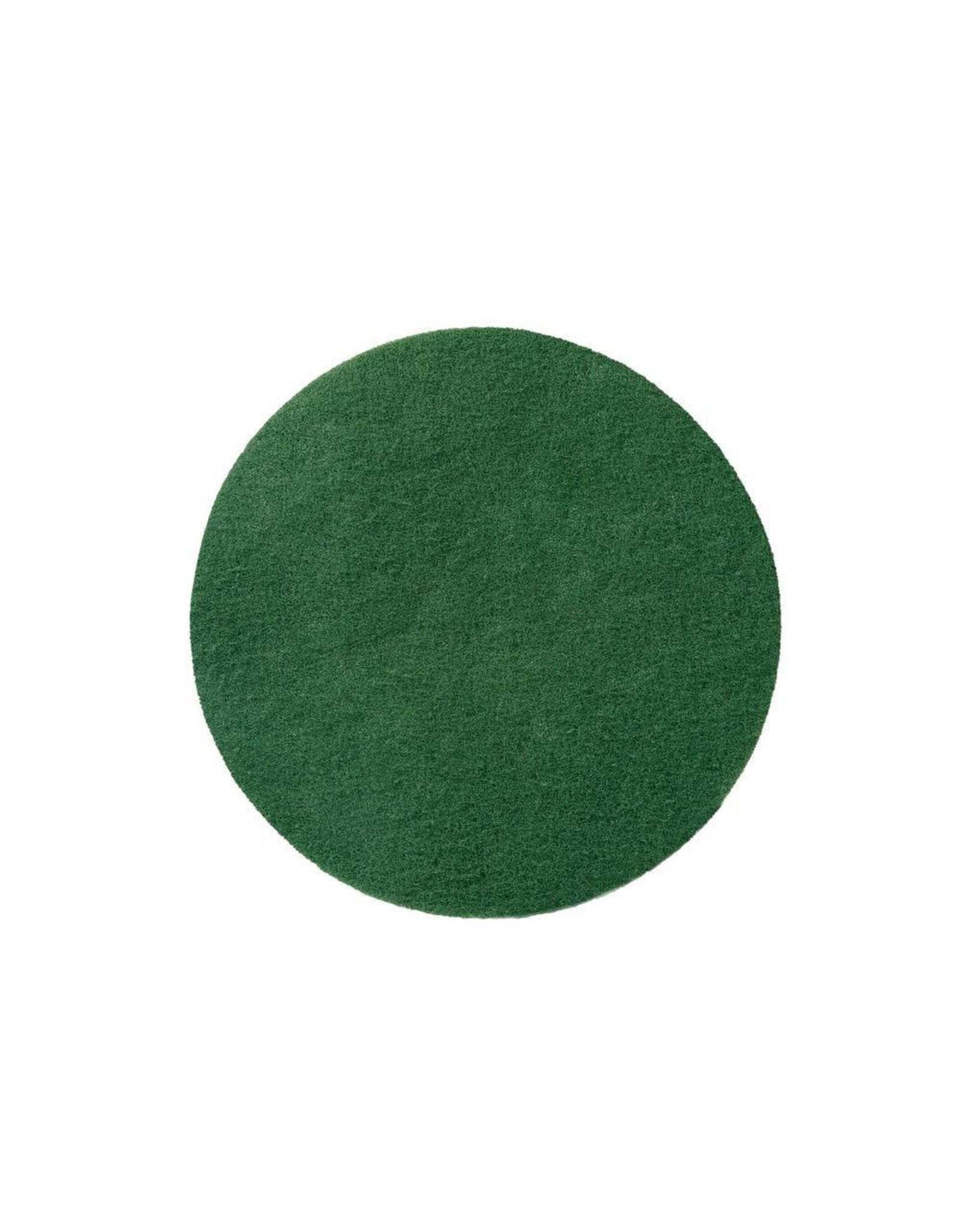 ACOR Nylon Pads Groen - 40 CM, 2 CM, 16 inch (High Quality)