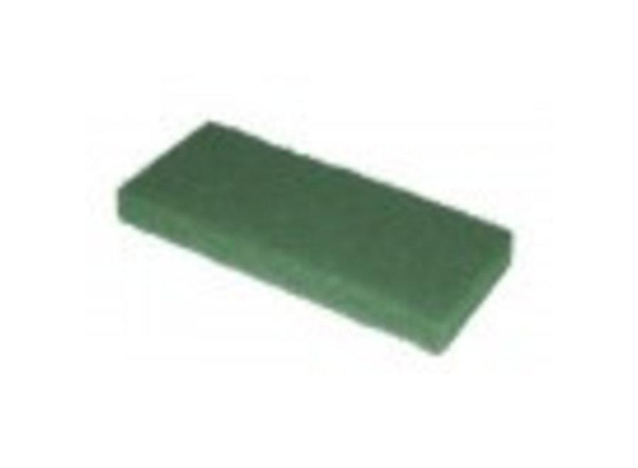 Handpads voor rand en wand reiniging.