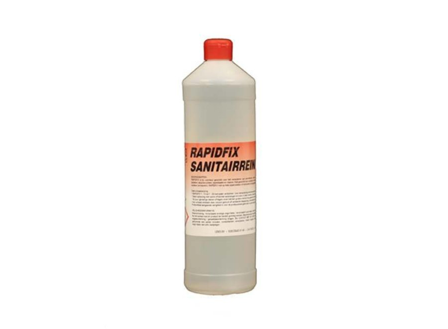 Rapidfix Sanitairreiniger 1 ltr.
