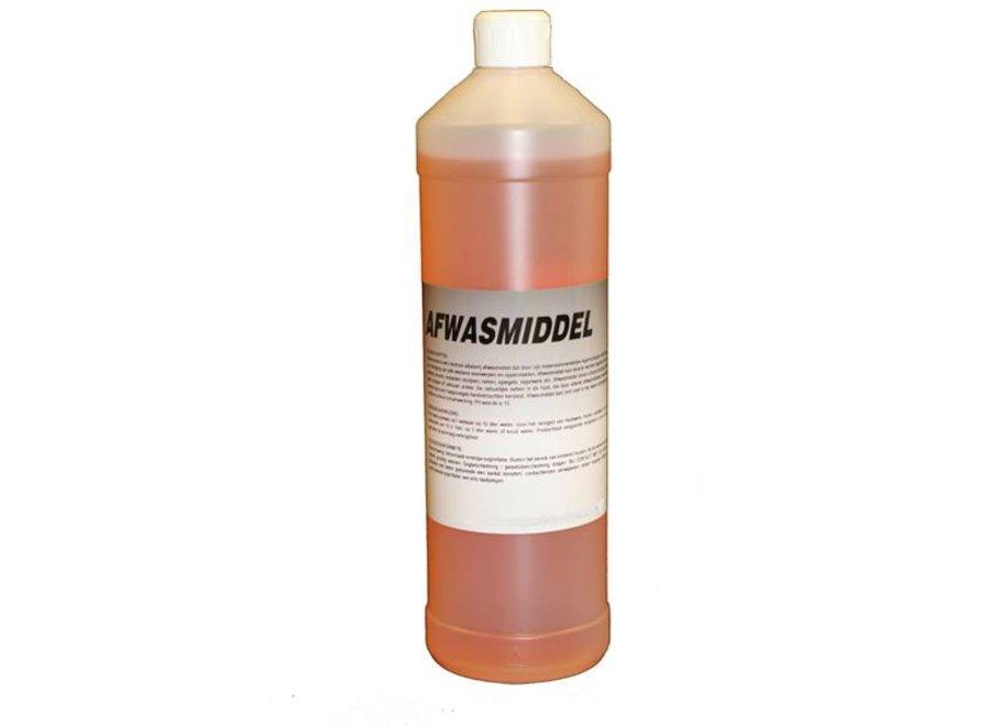 Clean Afwasmiddel 1 ltr. zeer hoog geconcentreerd.