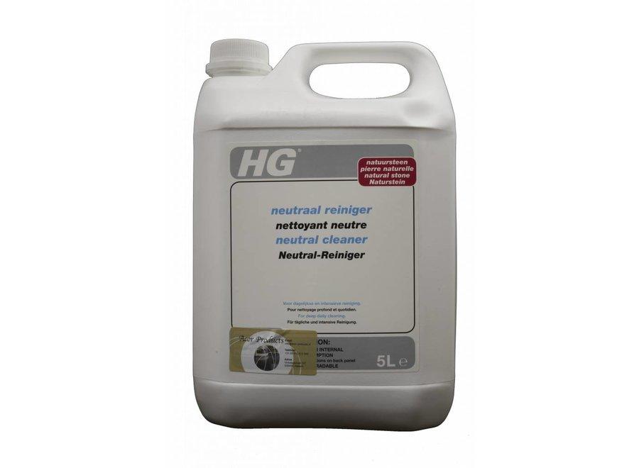 Neutral Cleaner 5 ltr. voor marmer, hardsteen en al uw harde ondergronden.