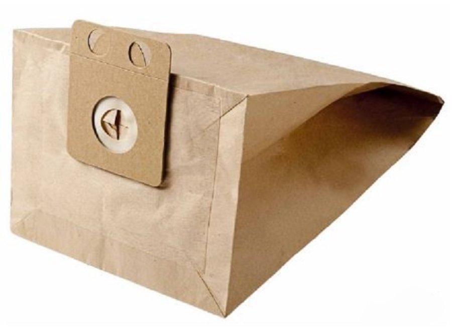 Stofzuigerzakken papier Nilfisk type Familybasis-de luxe /5stuksGD710-1000-1005-GDS1010-GSN1010-GD2000-GD1010