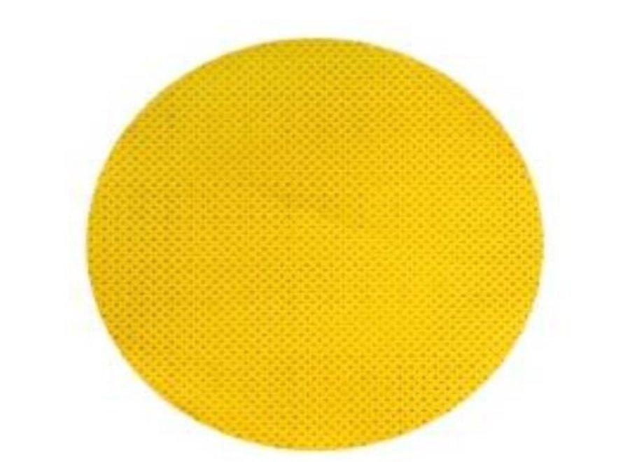 Gele Multihole Slijpschijven 16 inch/40.6 cm.