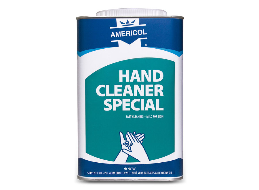 Americol hand cleaner Special