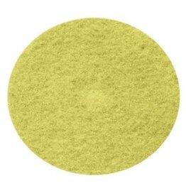 ACOR Diamantpads 42.5 cm, 2 cm, 17 inch geel voor natuursteen, graniet en beton schoon en van mat naar glans te brengen.