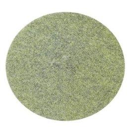 ACOR Diamantpads 42.5 cm, 2 cm, 17 inch groen voor natuursteen, graniet en beton schoon en van mat naar hogere glans te brengen.