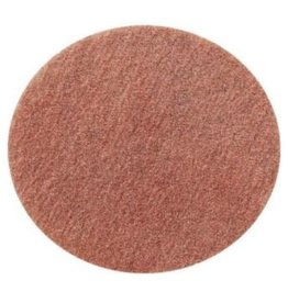 ACOR Diamantpads 42.5 cm, 2 cm, 17 inch rood voor het grondig reinigen van versleten en met beschermende middelen behandelde vloeren