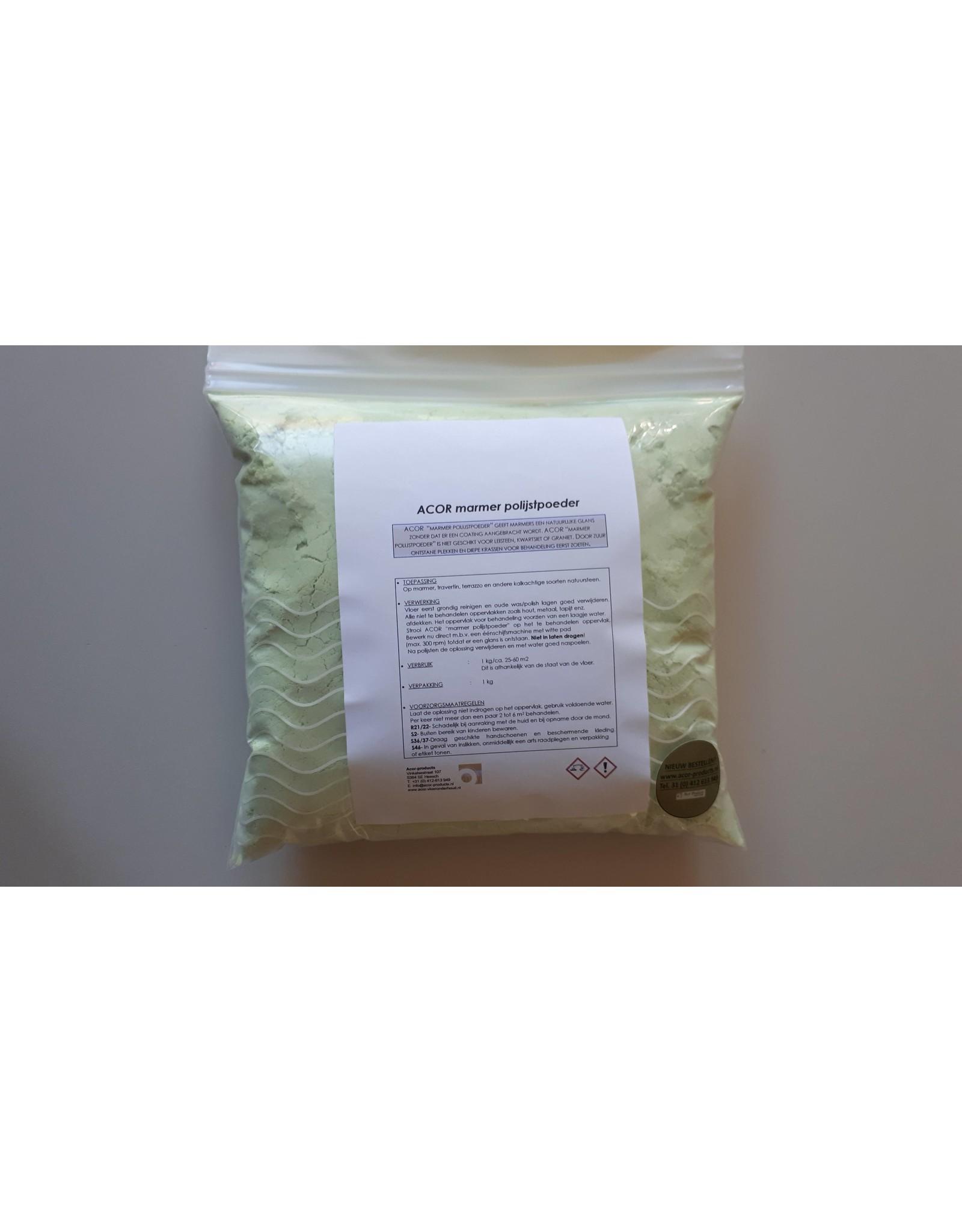 ACOR Polijstpoeder 0.5 kg