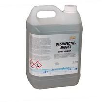 Sipro Sipro Uniquat Desinfectiemiddel 5 ltr. voor algen, bacterien en schimmels.