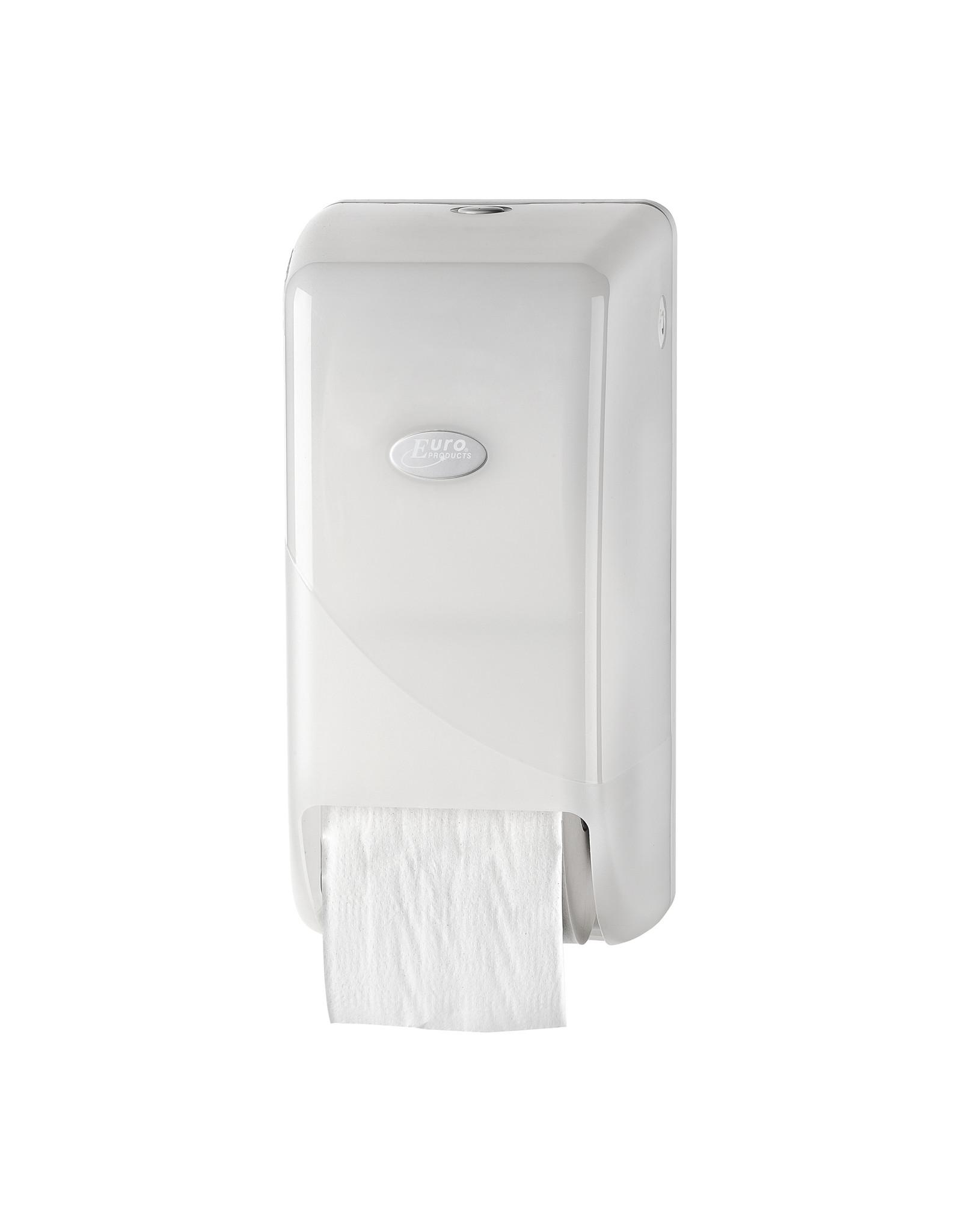 Pearl Pearl - Toiletpapierdispenser systeemrol, wit