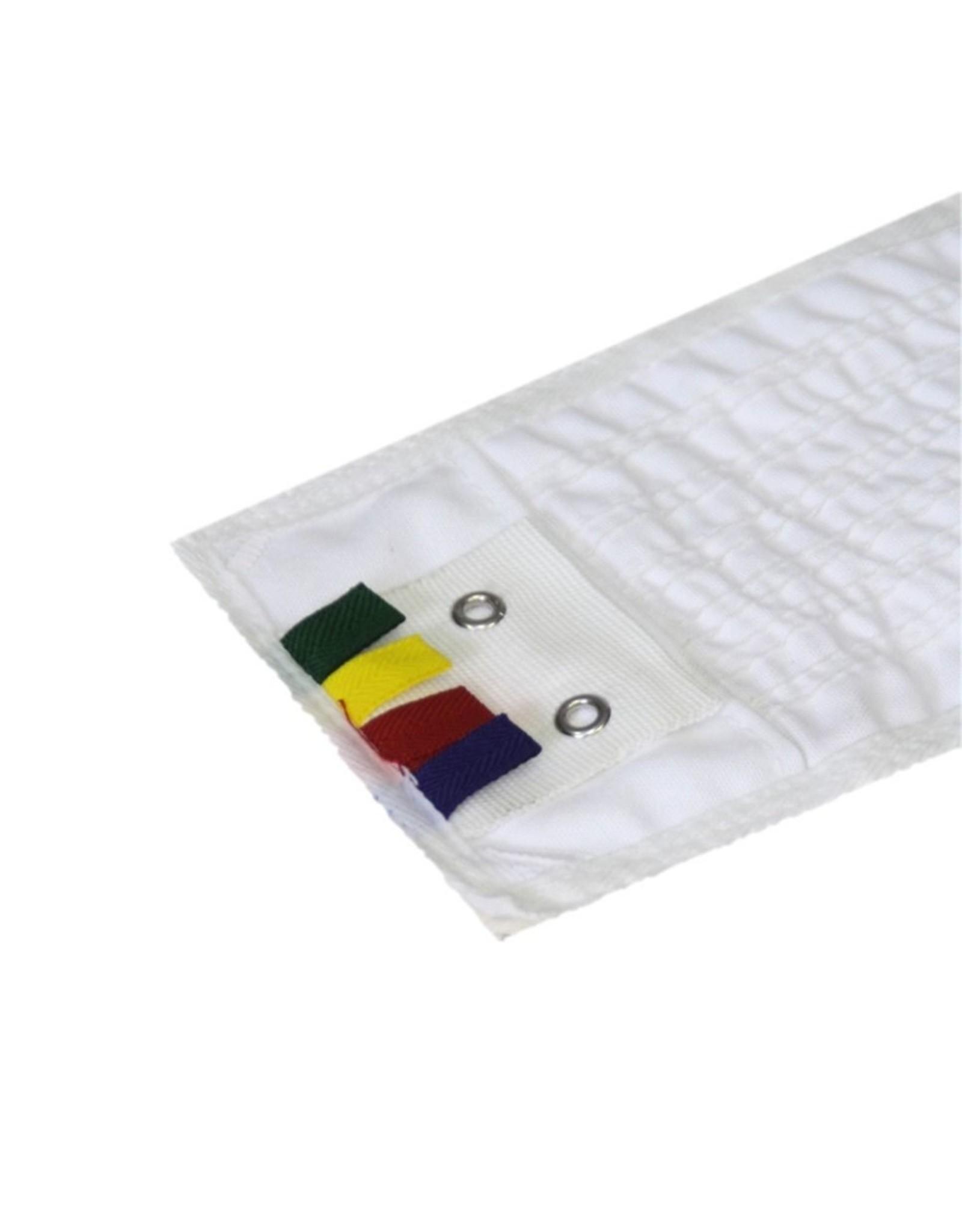 HYGYEN HYGYEN Cotton vlakmop, pockets/wings 2 rings, voor houder 40cm