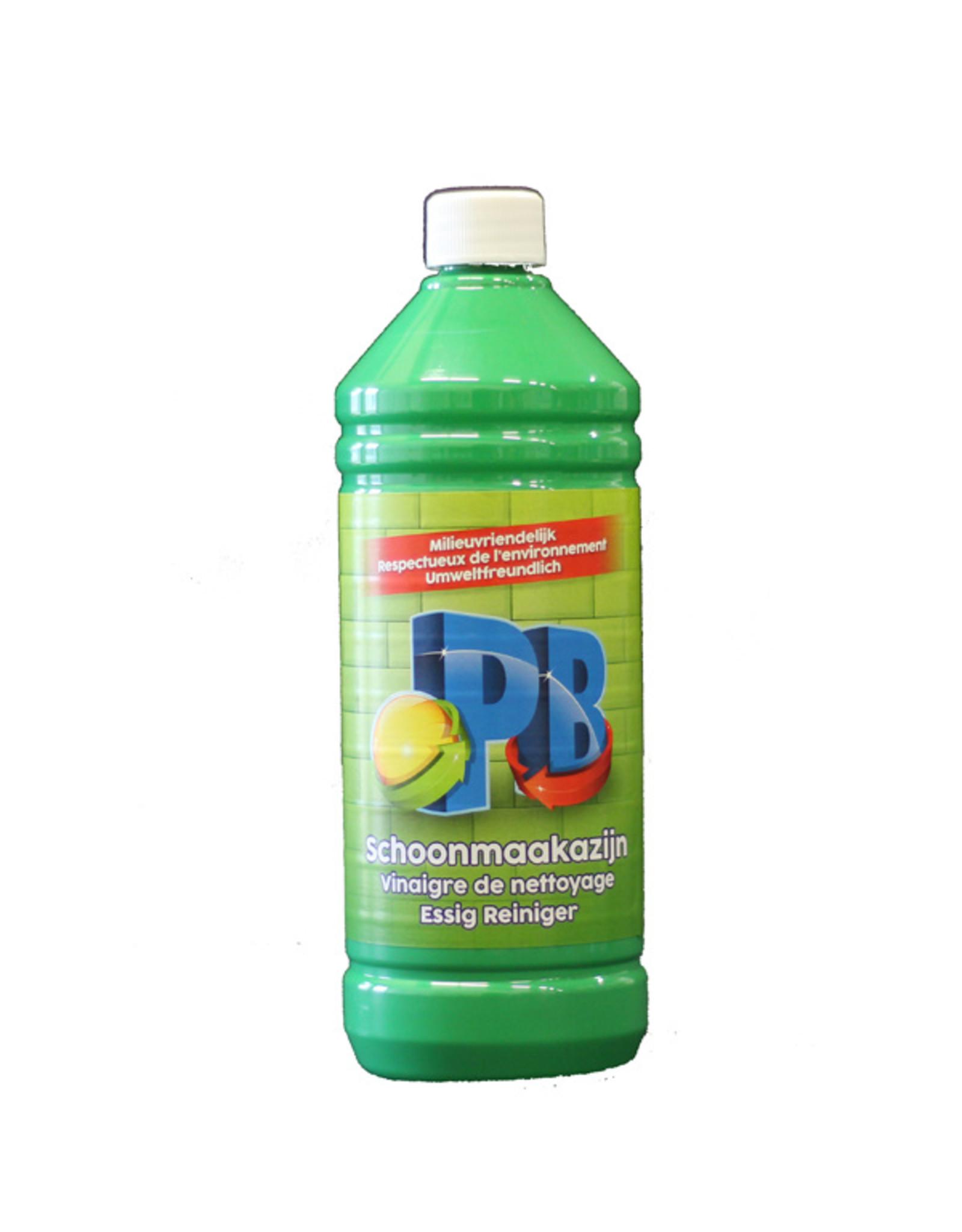 PB Schoonmaakazijn 1 ltr. per 12 stuks