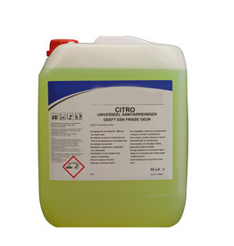 Citro Citro Universeel Sanitairreiniger 10 ltr.