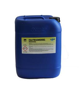 CLEAN Clean Vloeibaar Vaatwasmiddel 20 ltr. professional