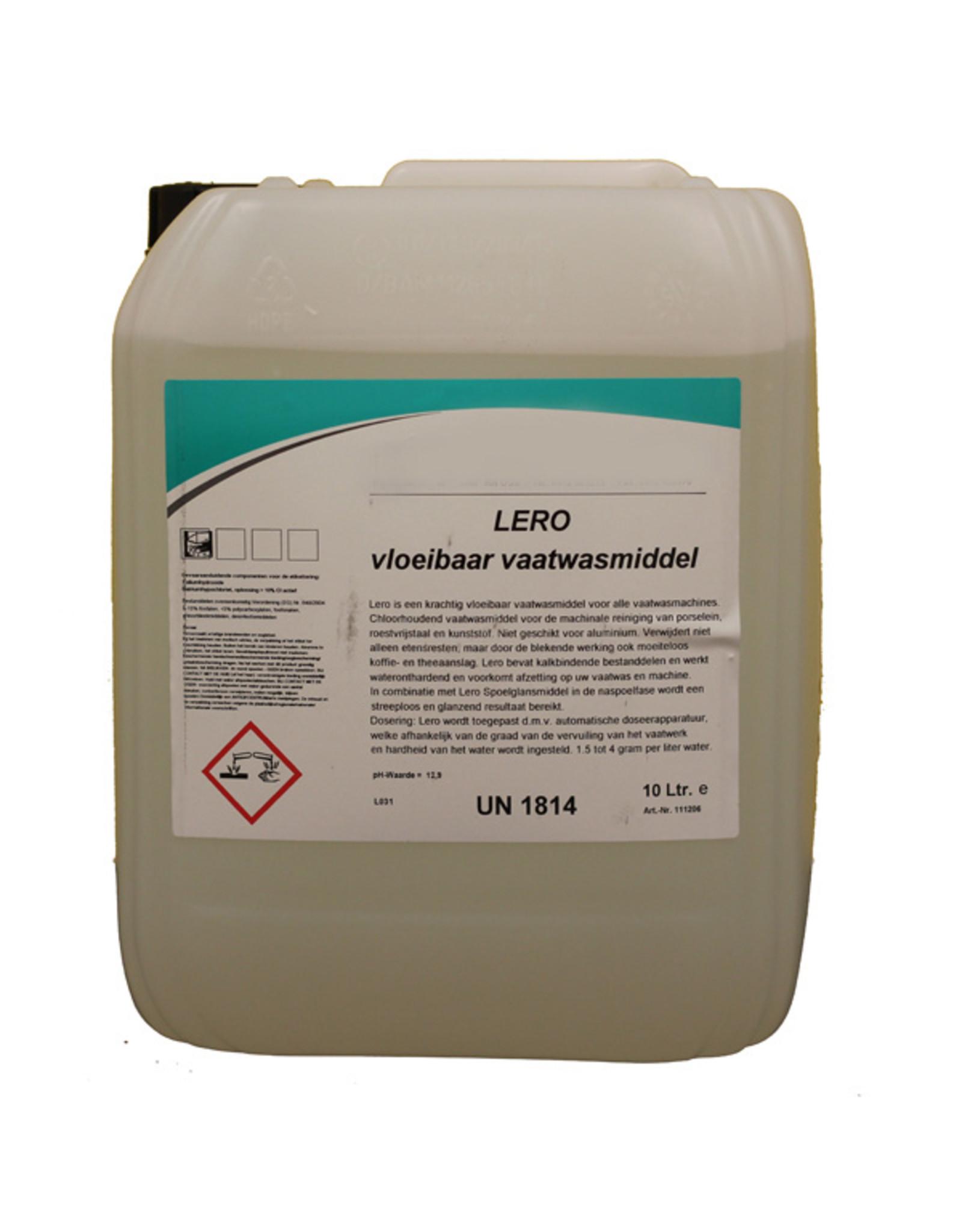 Lero Lero Vloeibaar Vaatwasmiddel 10 ltr.