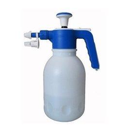 Viton Schuimapparaat Sprayflacon Foam Master 1.5 ltr. Viton blauw