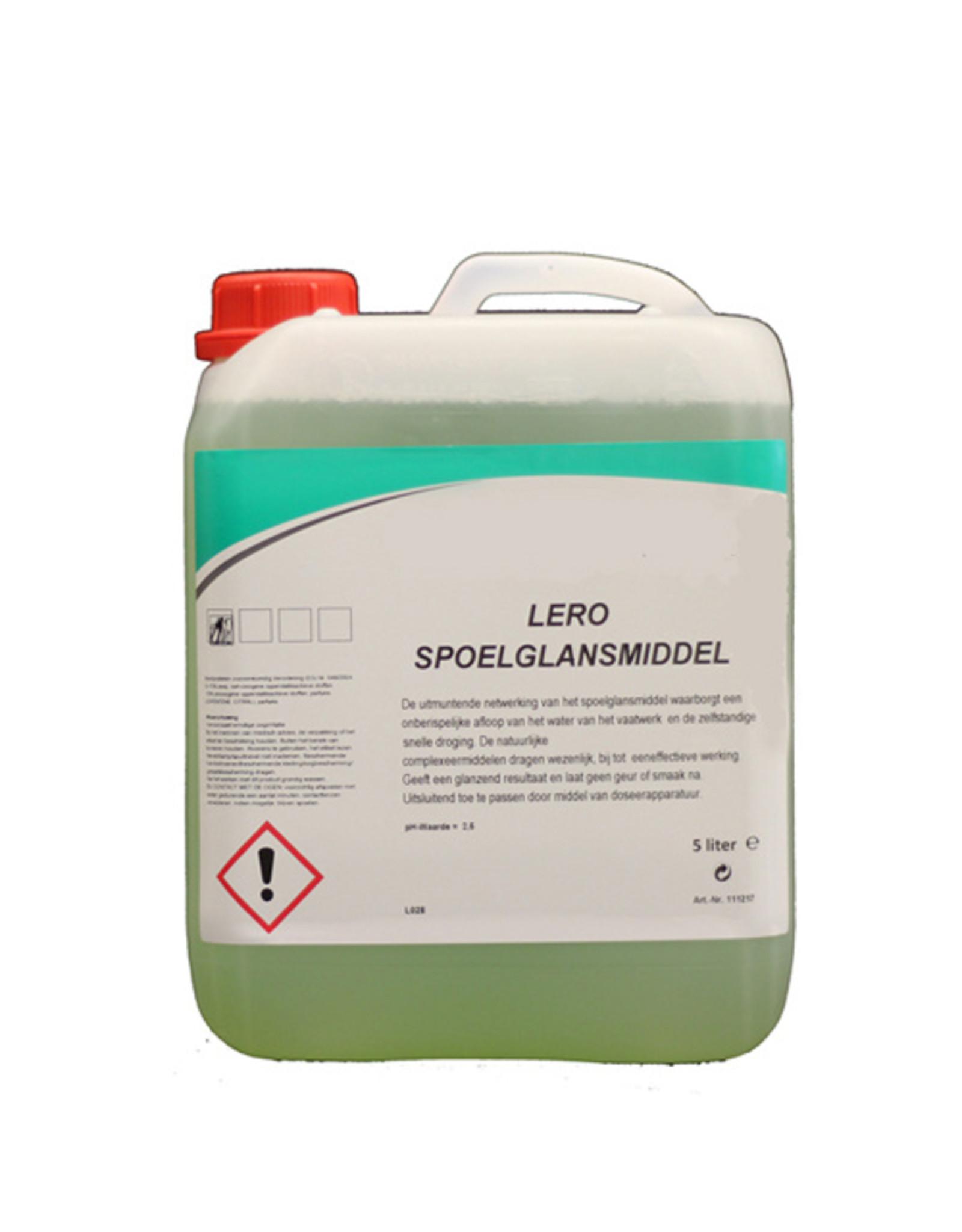 Lero Spoelglansmiddel 5 ltr.