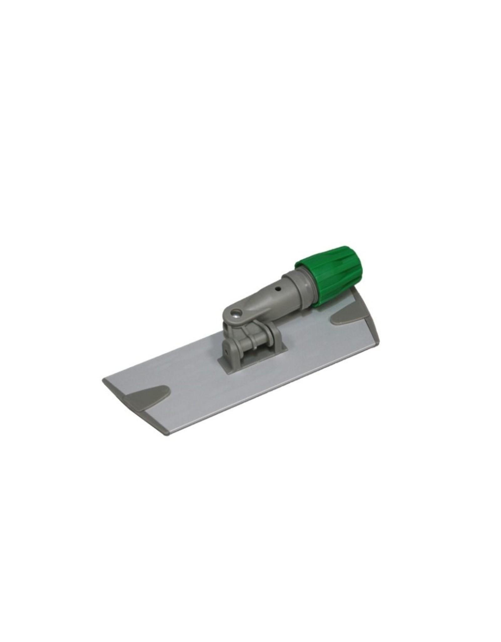 Acor Vlakmophouder aluminium voor velcro-moppen, 41cm