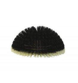 Acor Raagbol kunstvezel zwart/grijs