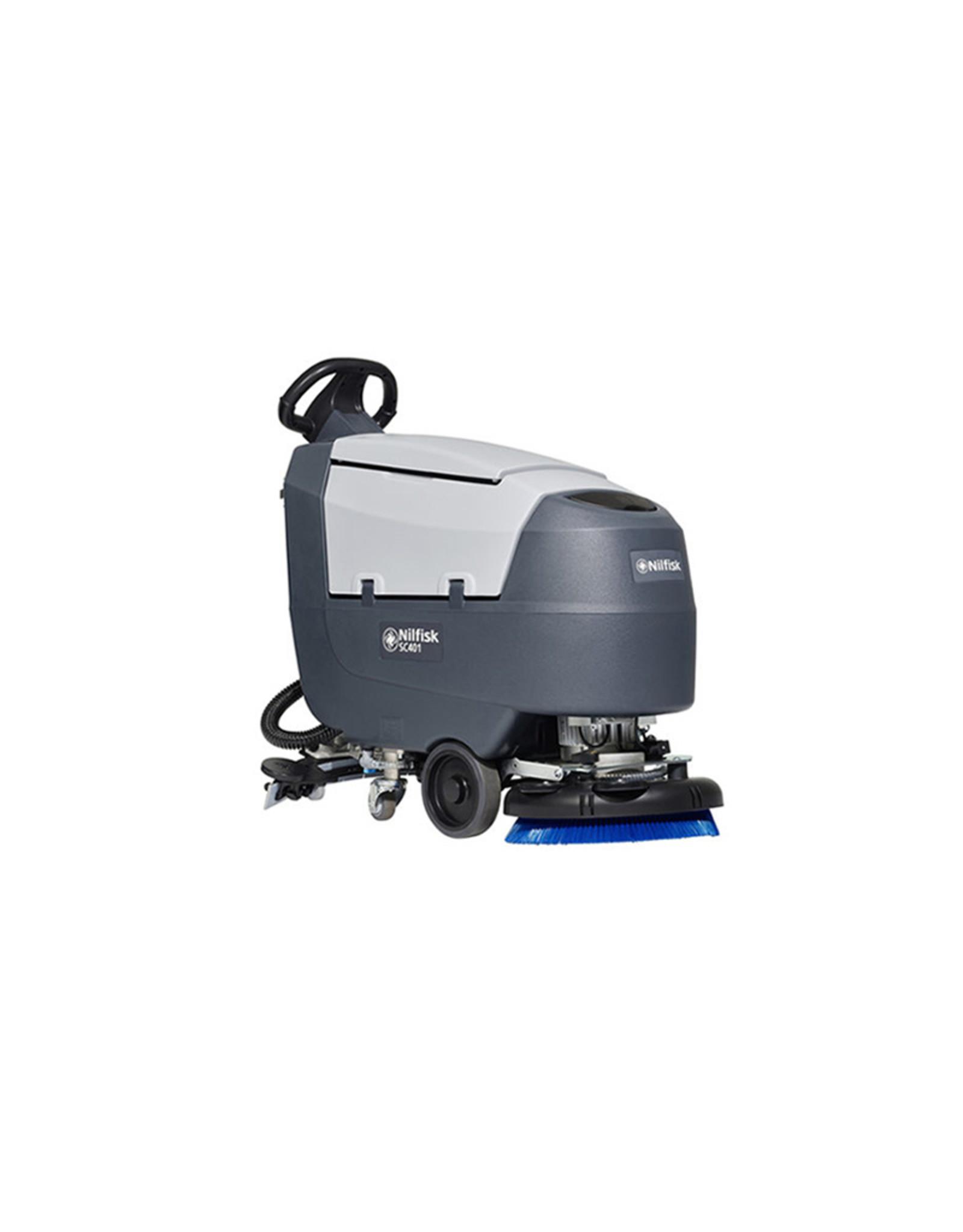 Nilfisk Nilfisk schrobzuigmachine Scrubber SC401 43 B Full PKG
