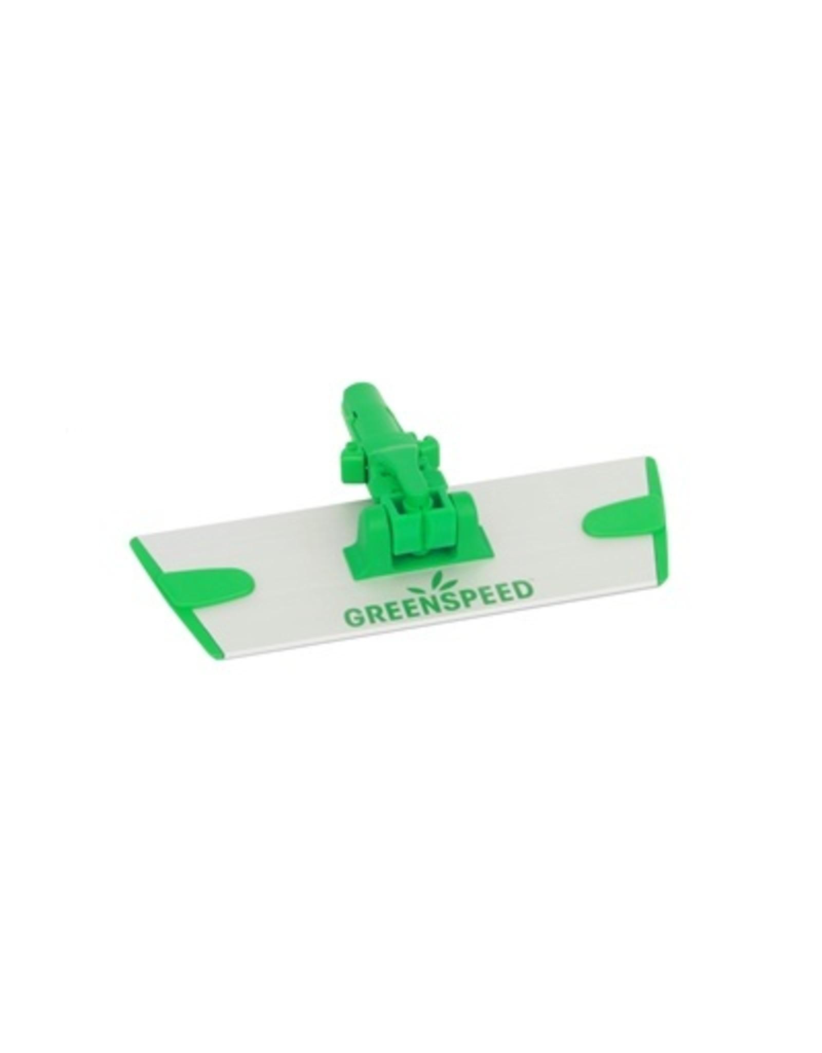 GREENSPEED Greenspeed Vlakmopplaat 23 cm Velcro