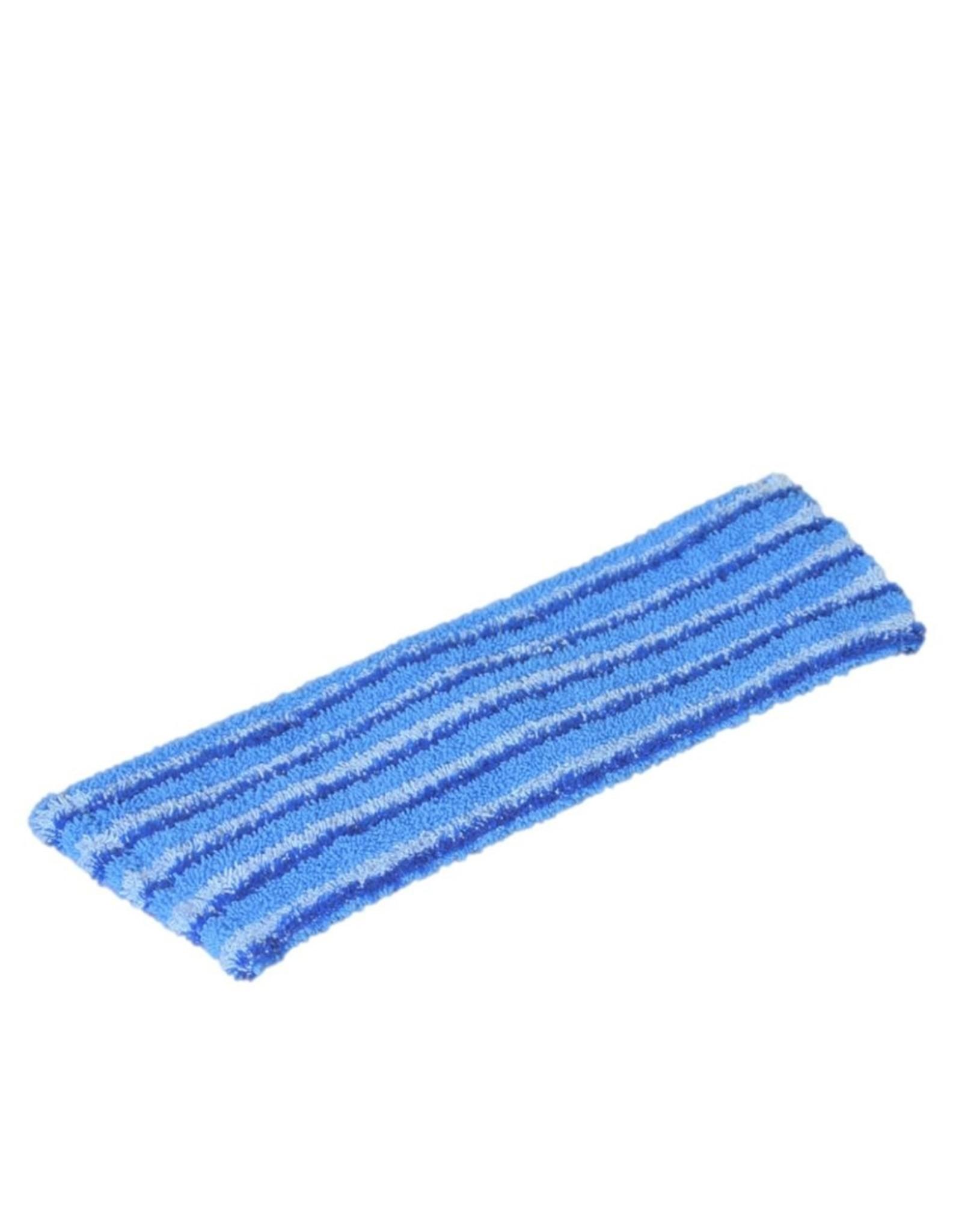 Acor HYGYEN 3T MF scrubmop blauw, voor velcro-houder 41cm
