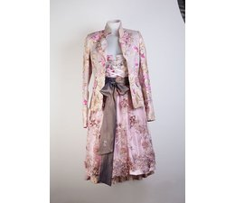 Astrid Söll Dirndl Couture Jacke - Toile - Rosé