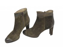 Dirndl + Bua Ankle Boot Ahorn
