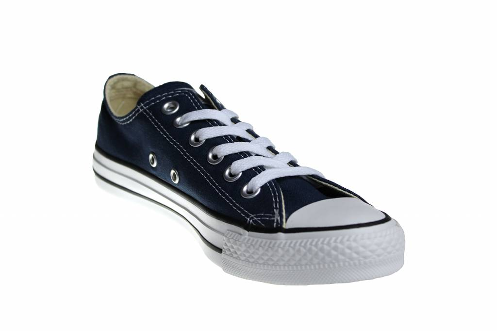 544787b8890 Converse All Star Ox Navy (Donker Blauw/Laag) M9697C Dames Sneakers