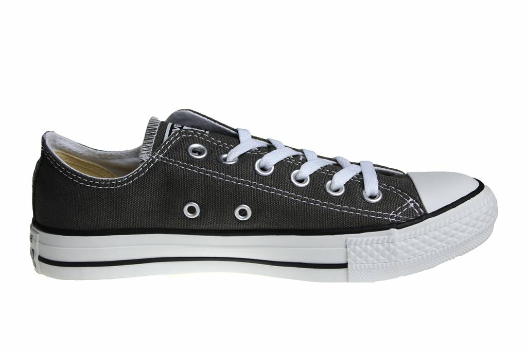 ec795ce682796a Converse All Star Ox Charcoal (Dark Grey) 1J794C Lady s Sneakers