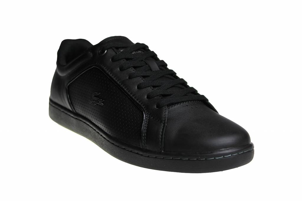 ad0861f15db3 Lacoste Carnaby Evo (All Black) 7-34SPM006102H Men s Shoes
