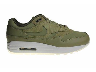 Nike Wmns Air Max 1 Prm (Legergroen) 454746 205 Dames Sneakers