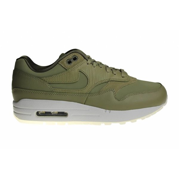 Nike Wmns Air Max 1 Prm (Legergroen) 454746 205 Dames Sneakers