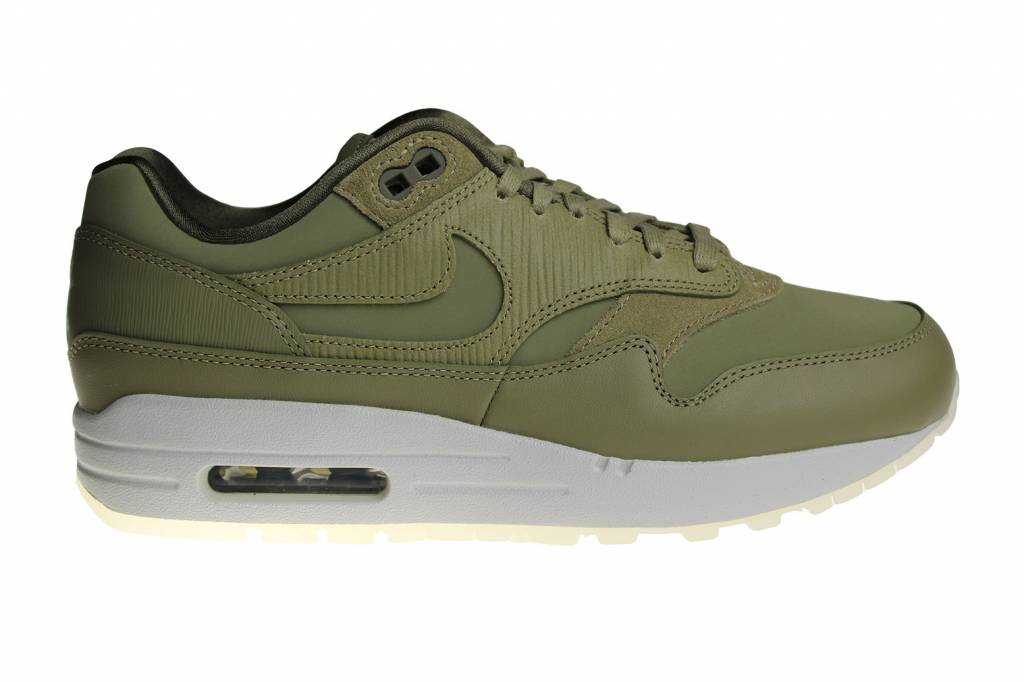 Nike Wmns Air Max 1 Prm (Army Green) 454746 205 Women s Sneakers e65acd143