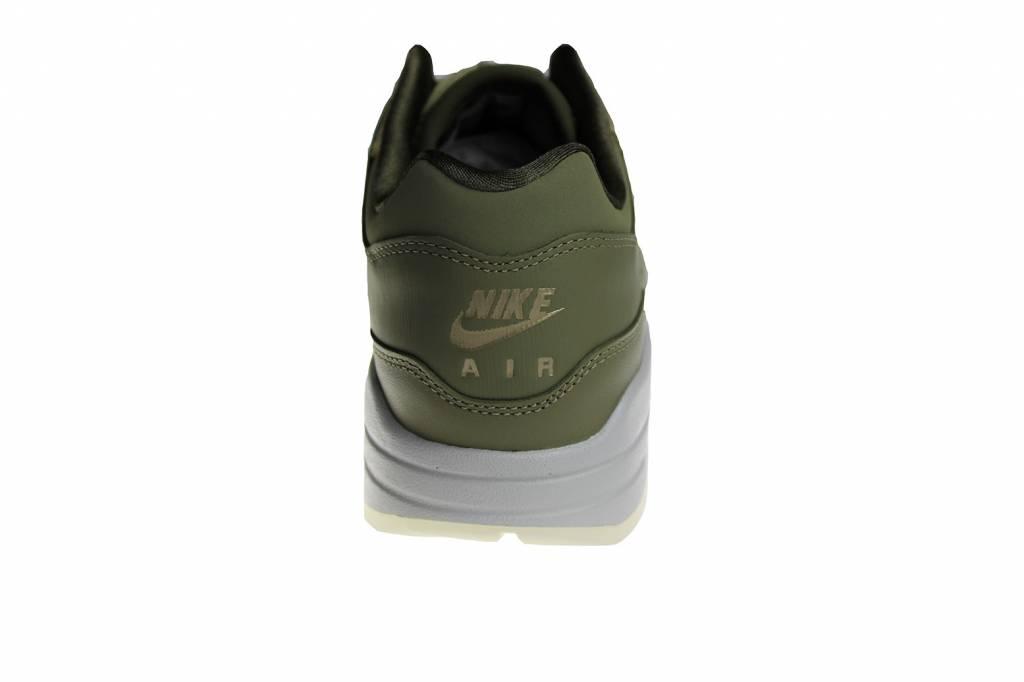 c17a2a43e2c Nike Wmns Air Max 1 Prm 454746 205 Army Green Women | Sneakerpaleis