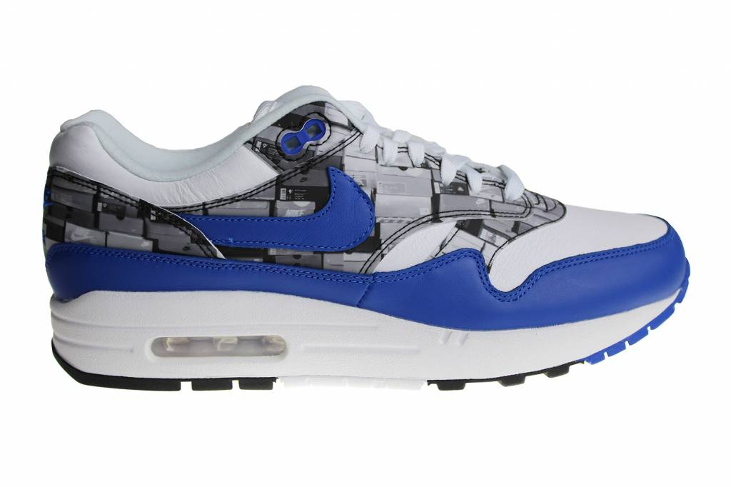best place wholesale low price sale Nike Air Max 1 Print x Atmos (Blue) AQ0927 100