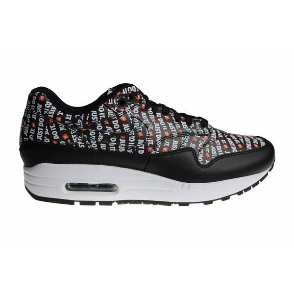 "Nike Air Max 1 Premium ""Just Do It"" Black 875844 009 Heren Sneakers"